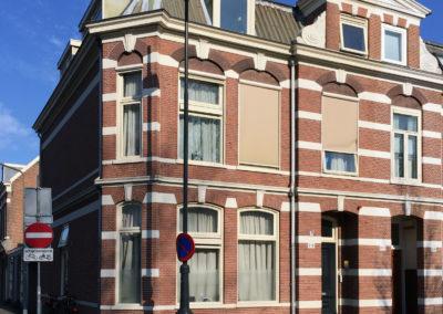 Buitenschilderwerk Leidsevaart Haarlem