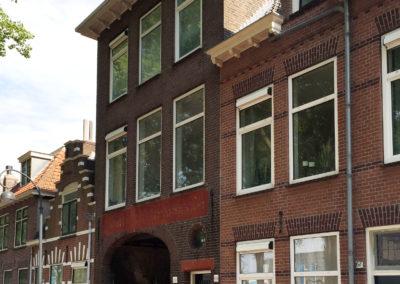 Buitenschilderwerk Westergracht Haarlem
